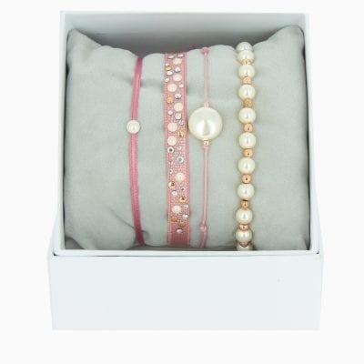 Strass Box Perle 6 - Rose 2 - Rose Gold